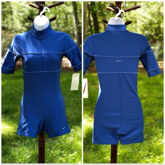 best service b628f bb60a NWT Nike trirunningathletic one piece suit. M5b031b53daa8f61c30345bd2